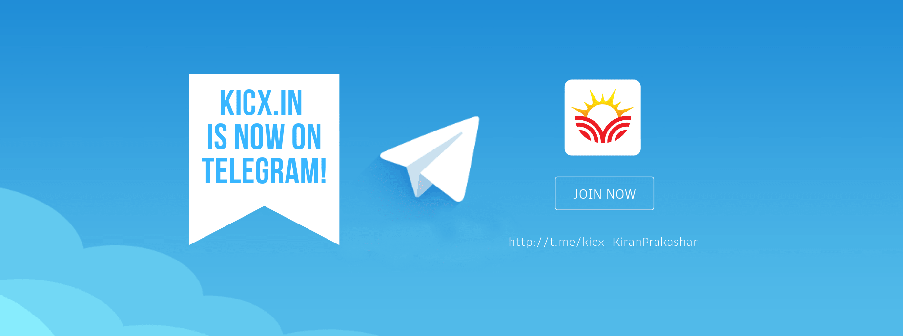 Join Kicx Telegram Channel